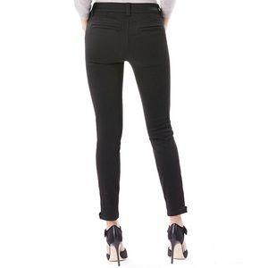 Level 99 Jeans - 🌿Level 99 Riley Moto Skinny Jeans black size 26🌿